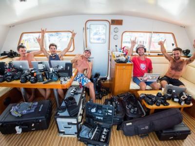 The Search in Polynesia – RedBull Summary