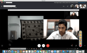 live skype training photo