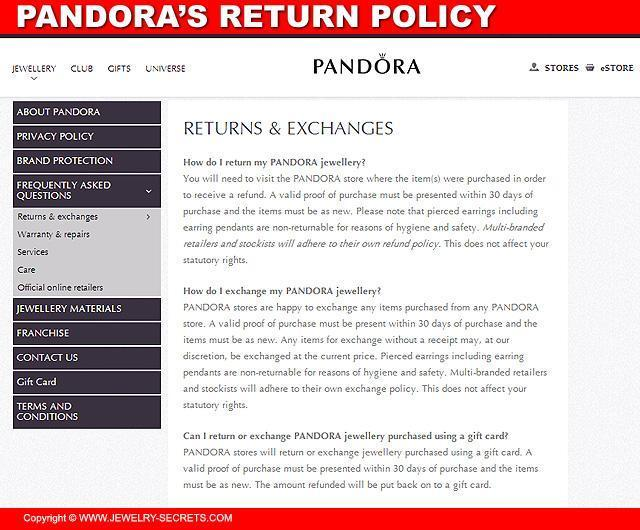 7. Display the Return Policy on Your Product Page