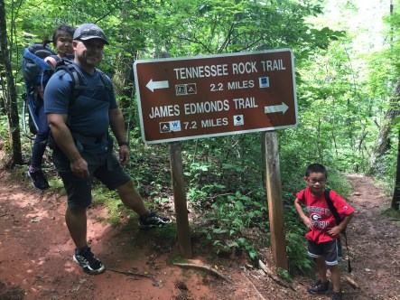 Tennessee Rock Trail