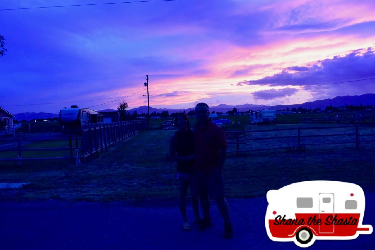 Couple-at-Idaho-Sunset