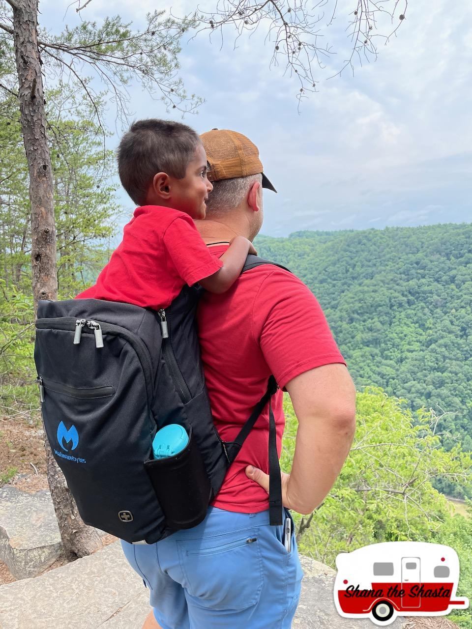 Malwarebytes-Improvised-Hiking-Backpack