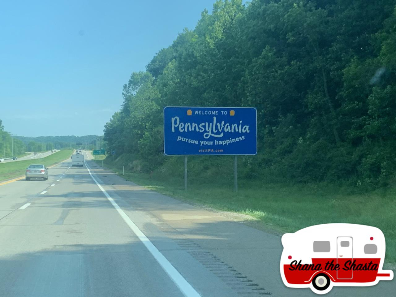 Welcome-to-Pennsylvania-Sign