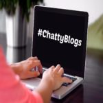 #ChattyBlogs Badge