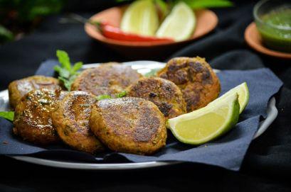 Chicken Shami Kabab - Love To Cook