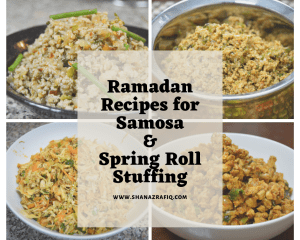 Ramadan Meal Prep Ideas