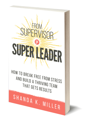 from supervisor to super leader team leadership book