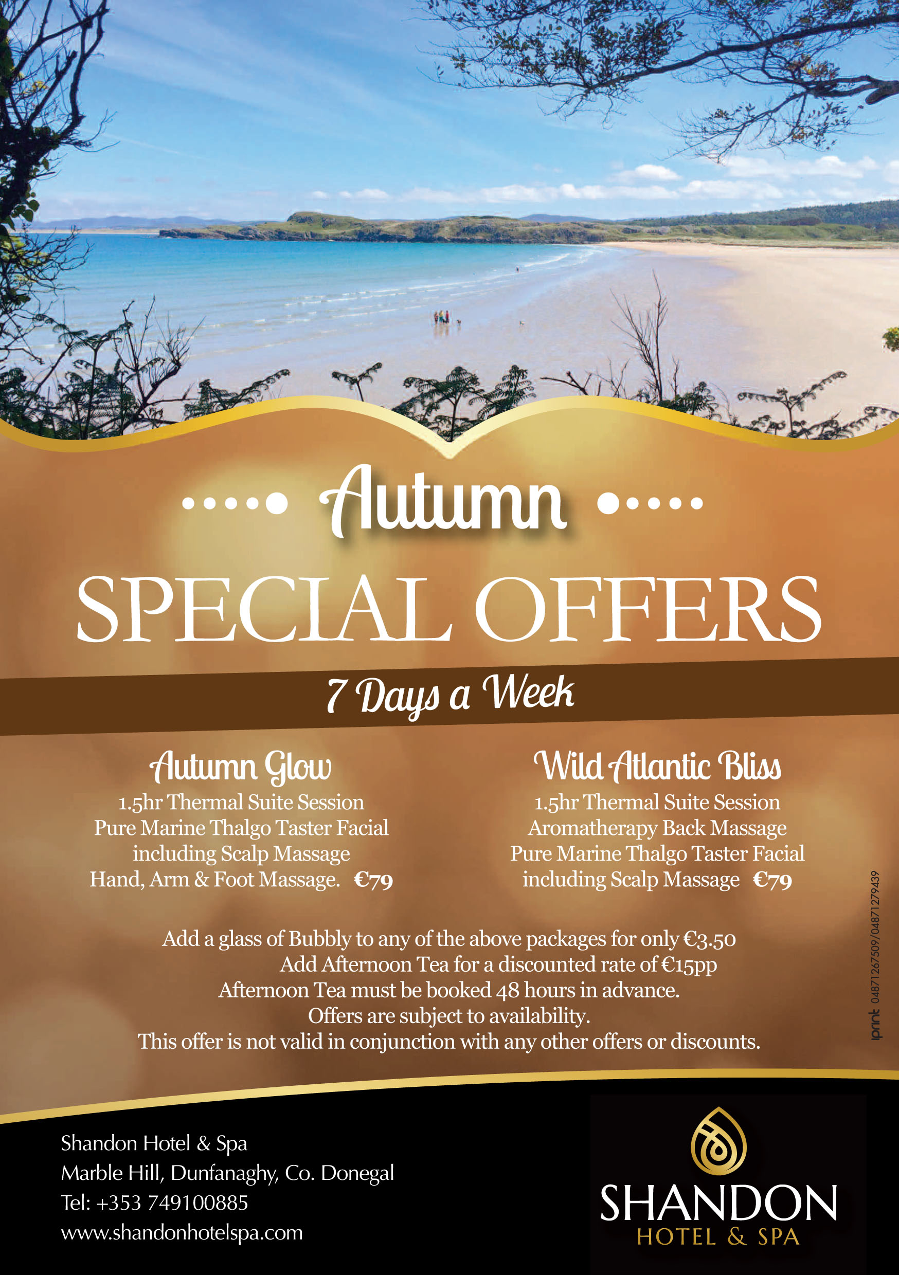 Special Offers Shandon Hotel