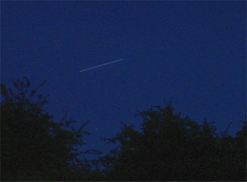 Better viewing for ISS & Shuttle over Ireland, July 20th