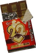 2 and 2 Bar - One of my favourite chocolate bars when I was young!
