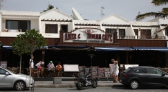 American Indian Diner Lanzarote