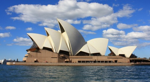 Sydney Opera House - the Classic Shot from Sydney