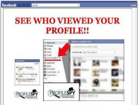 See whos viewing your Facebook Profile - Facebook profile apps