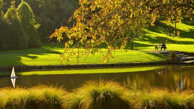 The Beautiful Timaru Gardens