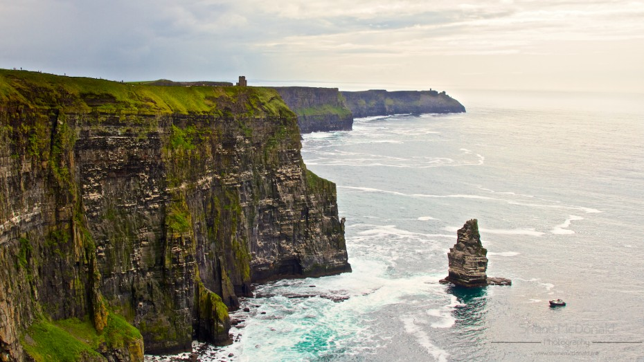 The Cliffs of Moher, Co. Clare, Ireland
