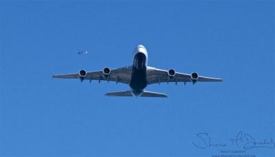British Airways, Airbus A-380