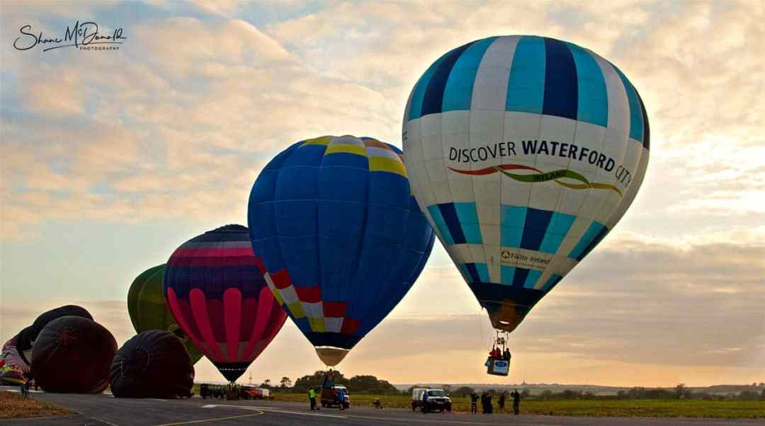 Irish Balloon Championships - Event Photography