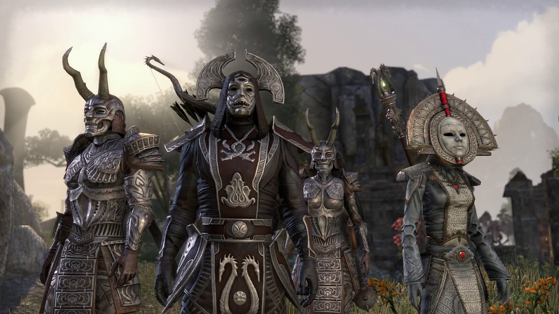 Elder Scrolls Online Tamriel Unlimited Review Shane The