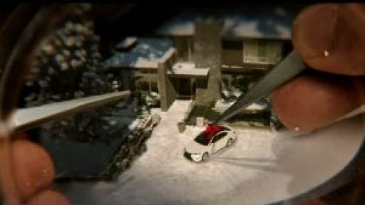 "Lexus December to Remember Commercial – ""Snow Globe"""