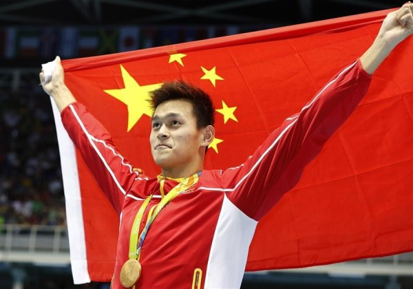 Sun says 200m freestyle gold the best win of career ...
