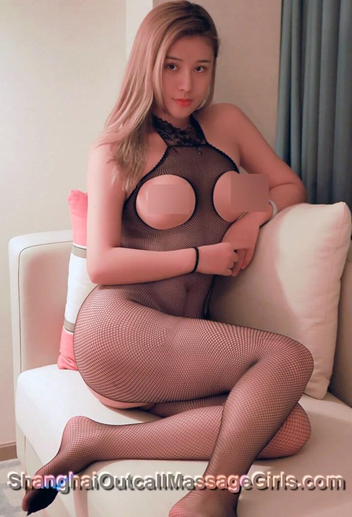 Shanghai Escort Girl - Demi