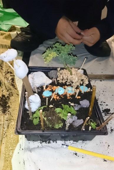Pembrokeshire Sustainable Schools eco day.