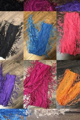 String Scarves