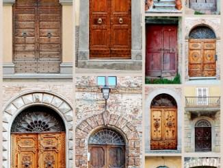 Ornate doorways