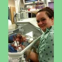 Strength of a Preemie Mom