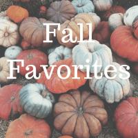 Friday Fall Favorites