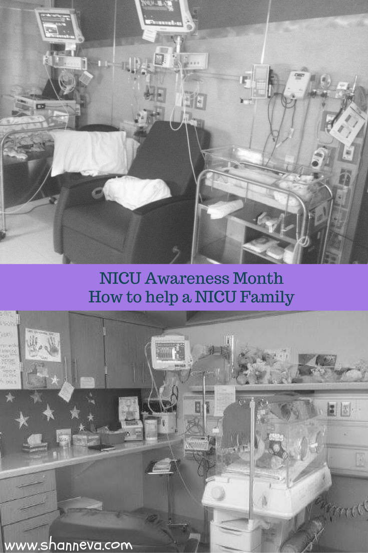 How you can help a NICU Family for NICU Awareness Month