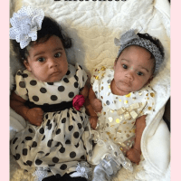Identical Twin Differences: Leah and Layla's Story