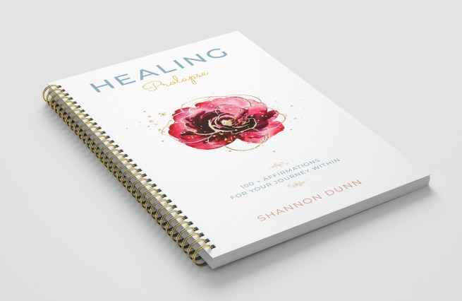 affirmations for healing prolapse