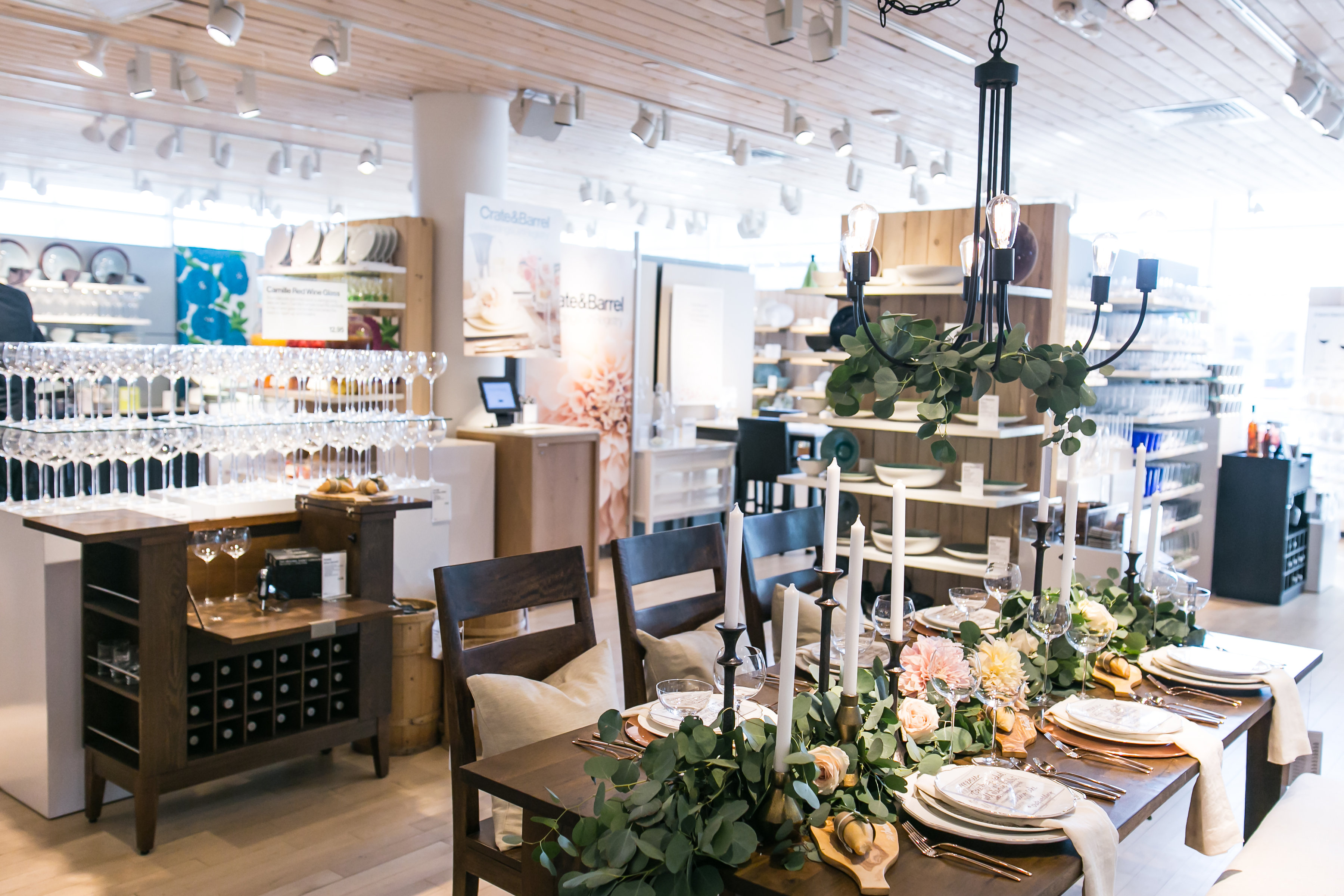 crate and barrel registry event shannon gail weddings on crate and barrel id=35512