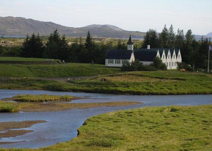 Also Þingvellir...