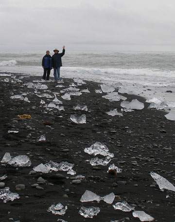 Helloooo from Iceland!