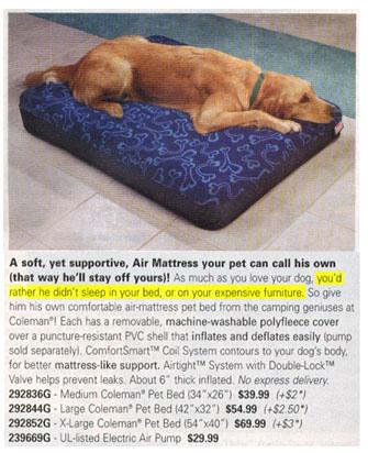 dogmattress