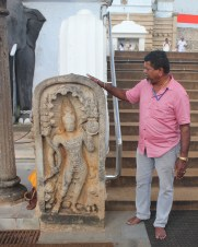 Ajith tells us about the guardstone symbolism