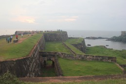 Dutch fort in Galle