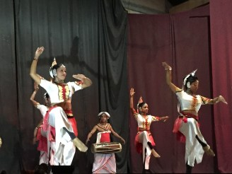 Dancers in Kandy