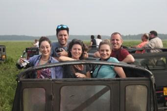 Jeep safari!