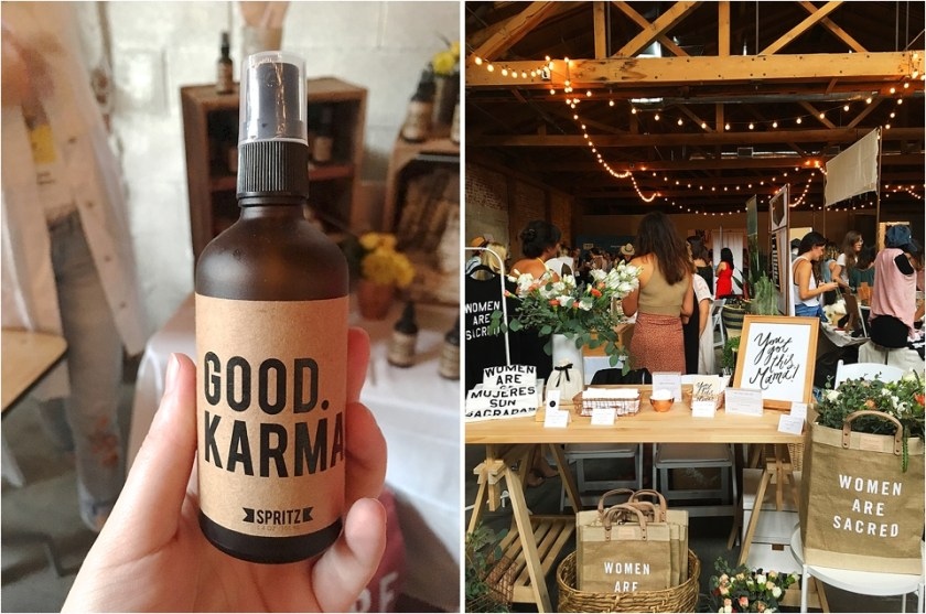 Good Karma, Happy Spritz, Do Good Market, Yellow Conference Market, Yellow Conference, Yellow Conference 2017