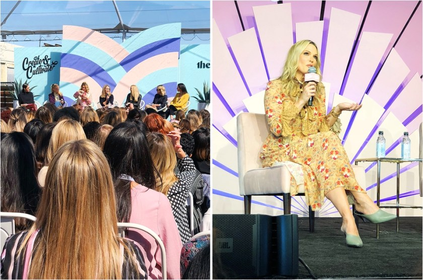 ccreate & cultivate molly sims