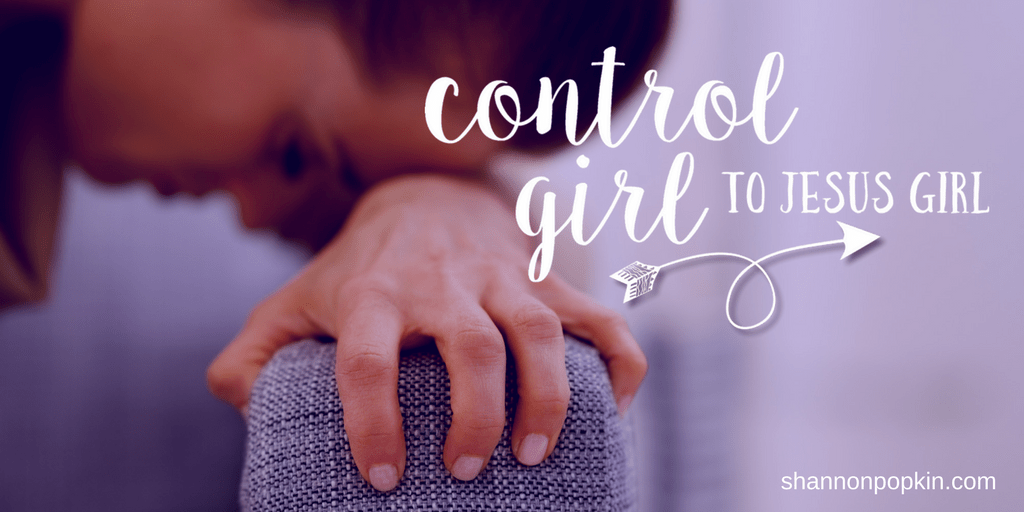 Control Girl to Jesus Girl Series