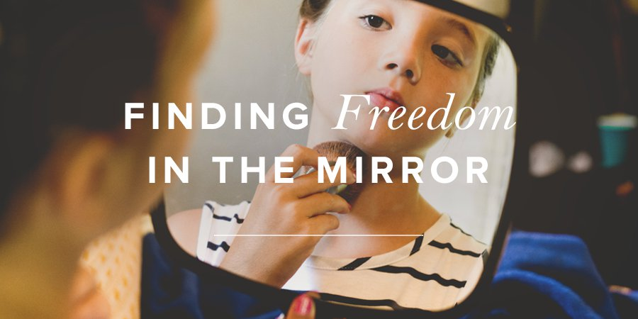 Finding Freedom in the Mirror