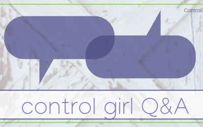 """Will """"surrender"""" really make me happy? {Control Girl Q&A)"""