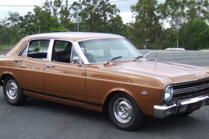 Sold: Ford Falcon XR GT Sedan Auctions  Lot 8  Shannons