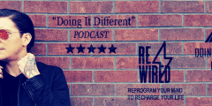 "My Interview On ""Doing It Different"" with Tyler Martina"