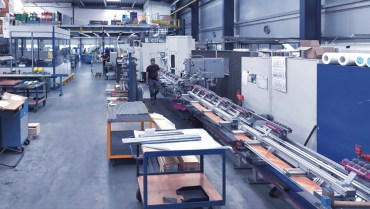 In-house Poly Production