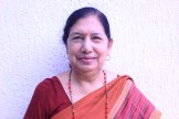 Shashi Kohal - M.A. (English). A devotee of Baba Muktananda from her childhood and a retired teacher, Shashi Kohal has devoted her post retirement life to teach English at SMSMV.